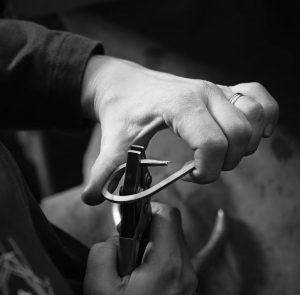 L'atelier de la bijouterie-Joaillerie Houillon